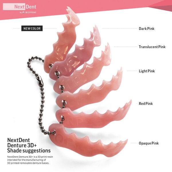 Denture 3D+ Shades